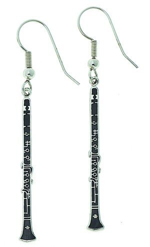 View larger image of Clarinet Earrings