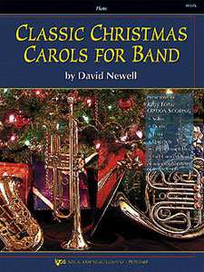 View larger image of Classic Christmas Carols for Band - Flute
