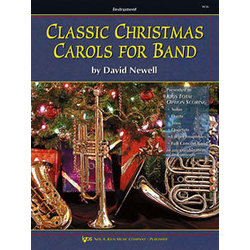 Classic Christmas Carols for Band - Percussion