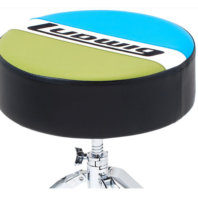 View larger image of Classic Drum Throne - Round