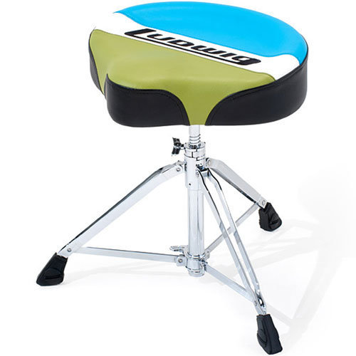 View larger image of Classic Drum Throne - Saddle