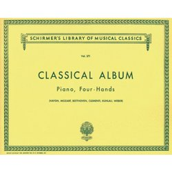 Classical Album: 12 Original Pieces (1P4H)
