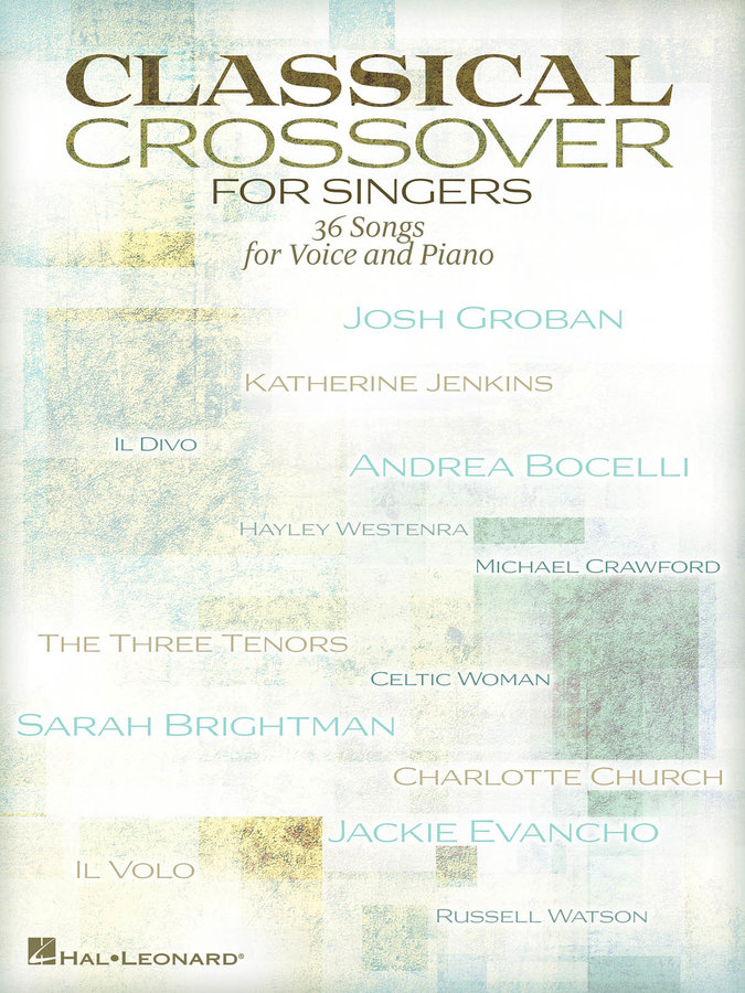 View larger image of Classical Crossover for Singers - Voice and Piano