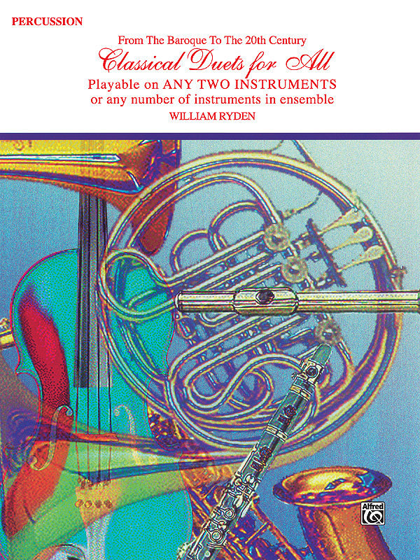 View larger image of Classical Duets for All - Percussion
