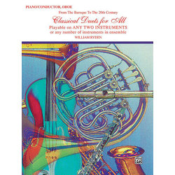 Classical Duets for All - Piano/Conductor