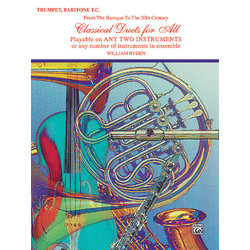 Classical Duets for All - Trumpet