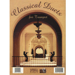 Classical Duets for Trumpet w/CD