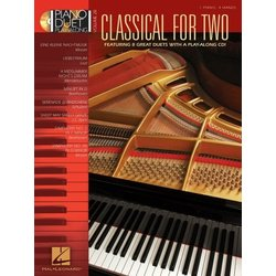 Classical for Two - Piano Duet Play Along 28 - w/CD