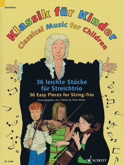 View larger image of Classical Music for Children (Easy String Trio)