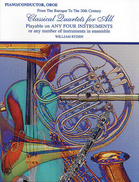 View larger image of Classical Quartets for All - Trombone, Baritone BC, Bassoon, Tuba
