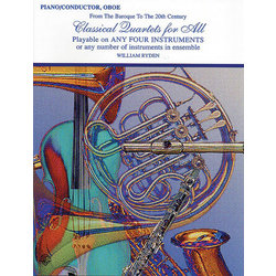 Classical Quartets for All - Trombone, Baritone BC, Bassoon, Tuba
