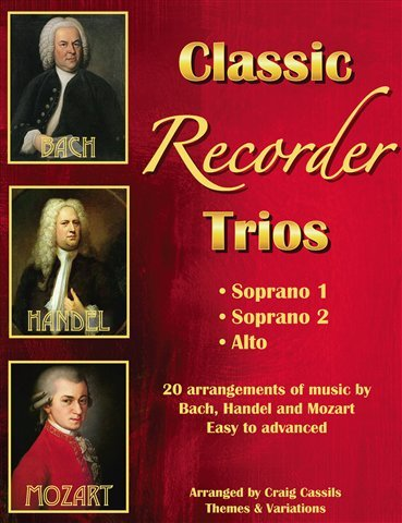 View larger image of Classical Recorder Trios