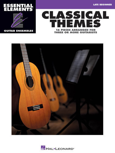 View larger image of Classical Themes - (Essential Elements Guitar Ensembles)