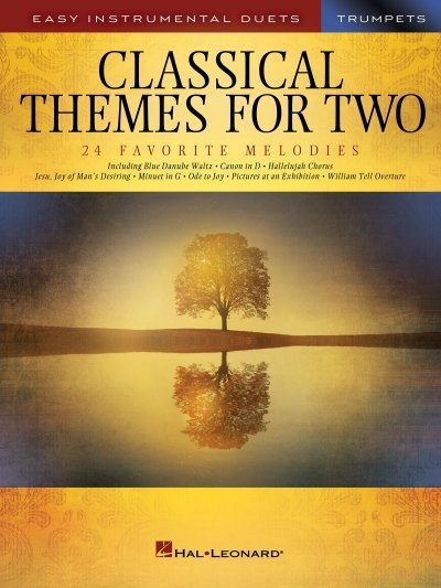View larger image of Classical Themes for Two - Trumpets