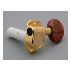 Classical Tuner Set - Gold, 6 Pack