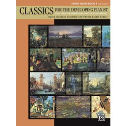 Classics for the Developing Pianist - Study Guide Book 4