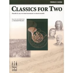 Classics for Two - F Horn