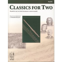 Classics for Two - Flute