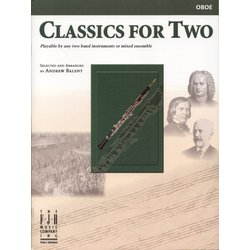 Classics for Two - Oboe