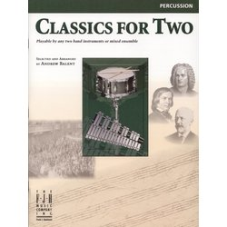 Classics for Two - Percussion