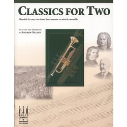 Classics for Two - Trumpet