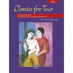 Classics for Two (Vocal Duets)