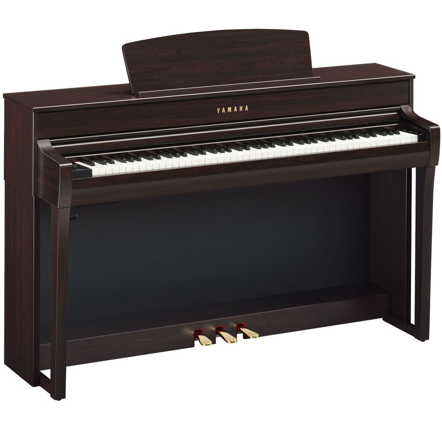 View larger image of Yamaha CLP-745 Digital Upright Piano - Rosewood
