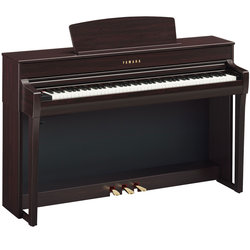Yamaha CLP-745 Digital Upright Piano - Rosewood