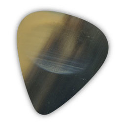 Clayton Exotic Horn Guitar Picks - 3 Pack