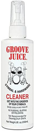 View larger image of Groove Juice GJCC Cymbal Cleaner