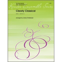 Clearly Classical - (Woodwind Quintet)