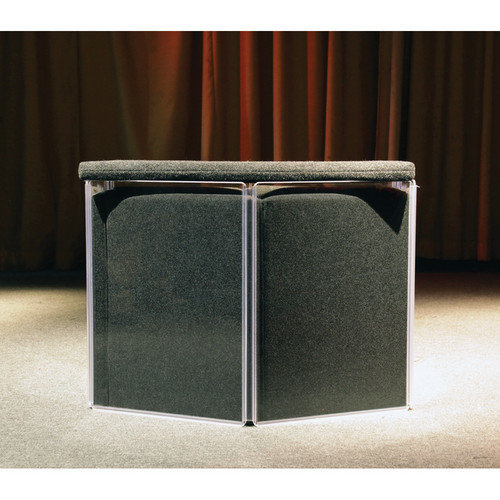 View larger image of Clearsonic - AP21D AmpPac 21 Acoustic Tile - Dark Gray