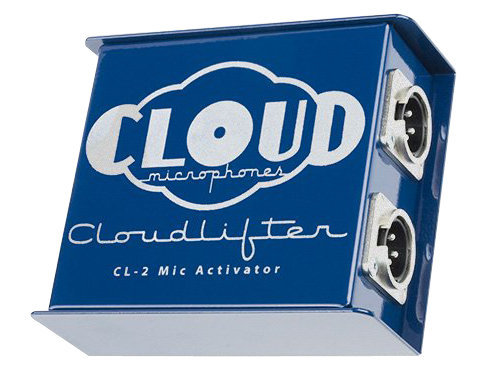 View larger image of Cloud Cloudlifter CL-2 Microphone Preamp