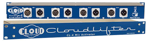 View larger image of Cloud Cloudlifter CL-4 Microphone Preamp