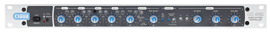 View larger image of Cloud CX462 Audio System Controller