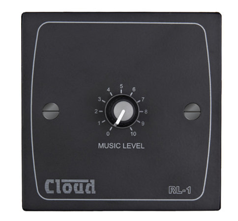 View larger image of Cloud RL-1 Remote Volume Level Control Plate