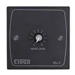 Cloud RL-1 Remote Volume Level Control Plate