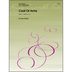 Coat Of Arms - Brass Quintet