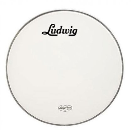 View larger image of Coated Drum Head - 10, Medium