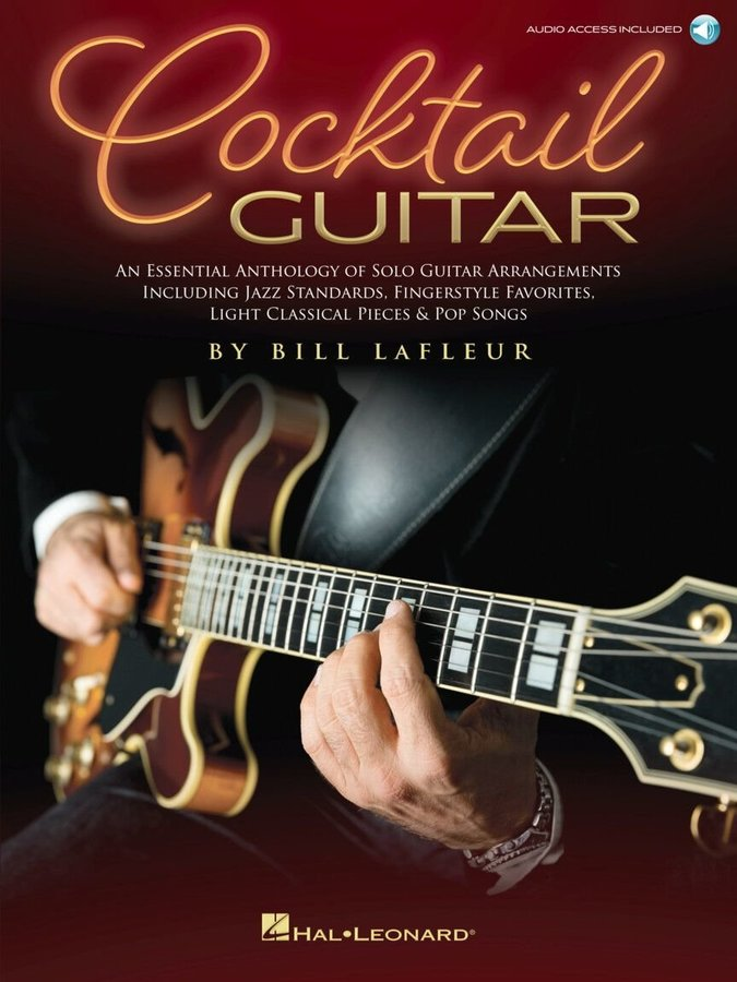 View larger image of Cocktail Guitar - An Essential Anthology of Solo Guitar Arrangements w/Online Audio