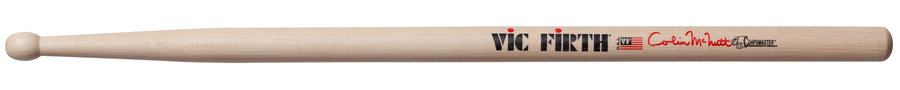 View larger image of Colin Mcnutt Drum Sticks - Signature Snare, Oval Tip