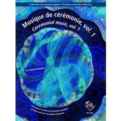 Collection Du Musicien Pigiste, Musique De Ceremonie, Volume 1 - Guitar & Violin
