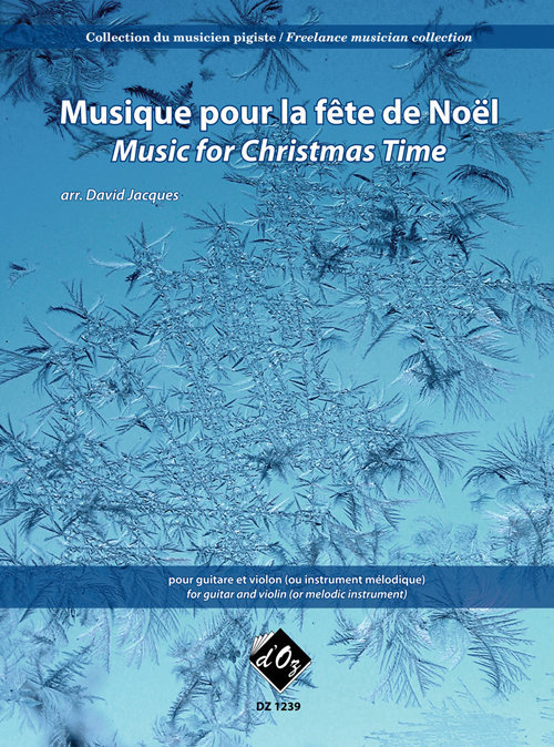 View larger image of Collection Du Musicien Pigiste, Musique Pour La Fete De Noel