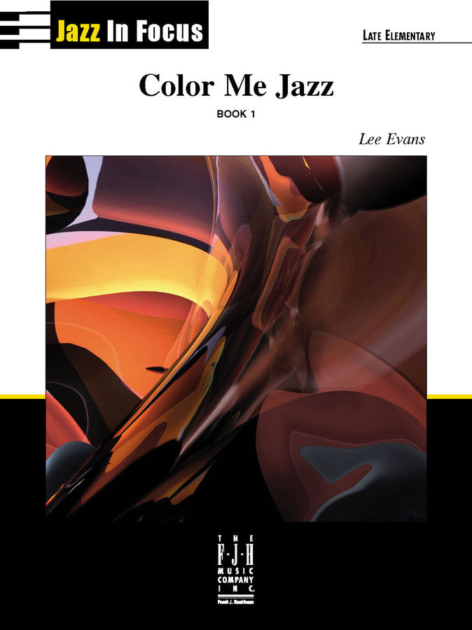 View larger image of Color Me Jazz - Book 1