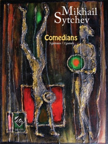 View larger image of Comedians (Sytchev) - Guitar Trio