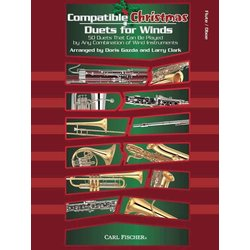 Compatible Christmas Duets for Winds - Flute