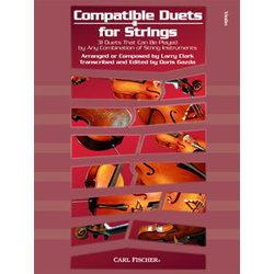 Compatible Duets for Strings - Cello