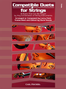 View larger image of Compatible Duets for Strings - Viola