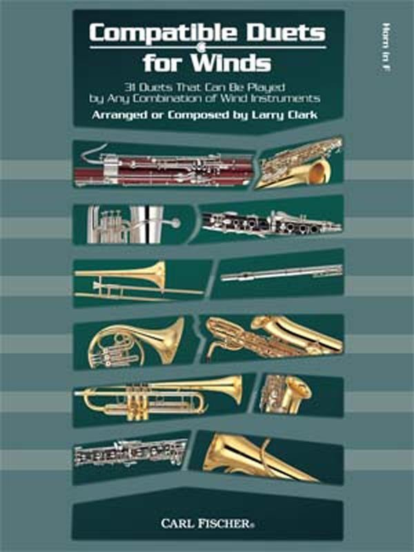 View larger image of Compatible Duets for Winds - Horn