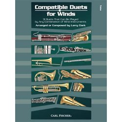 Compatible Duets for Winds - Tuba